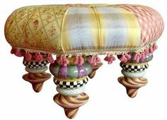 braxton and yancey: Wonderland as Muse in Furniture and Accessory Design