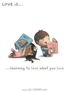 Cinta itu, mau mengenal apa yang disukai oleh pasangan kita.