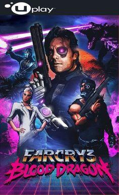 Far Cry 3 - Blood Dragon (UPLAY KEY) DIGITAL 2,81€