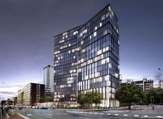 Gioia 22 Office Building - 2012 - Projects - Projects - Park Associati | Architecture and Design
