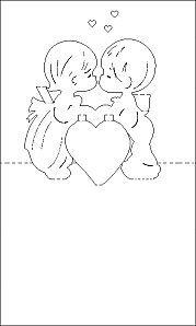 kirigami love pattern - Tìm với Google