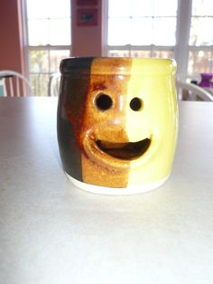 Brown's Pottery Charlie Brown Egg Separator