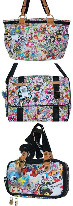 tokidoki bag -- 60 lb weight loss reward