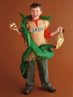 Jack and the Beanstalk halloween Costume