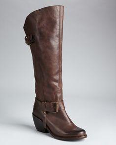 Dolce Vita Knee High Cowboy Boots - Engrid | Bloomingdale's