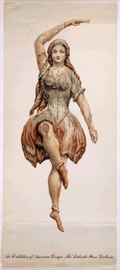 figurehead from the American broadside (that's a ship, goofball!-- not a woman!) collection.