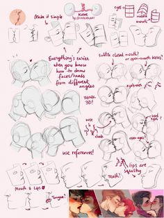 Amazing Learn To Draw Eyes Ideas. Astounding Learn To Draw Eyes Ideas. Drawing Techniques, Drawing Tips, Drawing Base, Back Drawing, Ship Drawing, Drawing Drawing, Kissing Reference, Drawing Reference Poses, Kissing Drawing