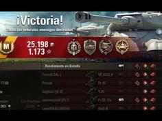 ▶ El temido KV-1 As de Batalla en World of Tanks | Cómo ganar en World of Tanks - YouTube