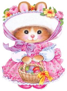 quenalbertini: Let's pin the whole weekend with no pin limits dear friends! Easter Art, Easter Crafts, Easter Bunny, Easter Illustration, Image Deco, Easter Wallpaper, Bunny Images, Art Mignon, Easter Pictures