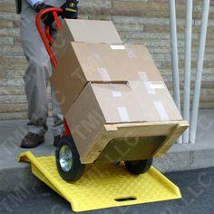Portable Curb Ramp | Restaurant Safety Solutions - TMI, LLC