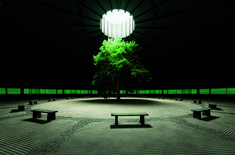 mpdrolet: Theatre II, 2008 from Museum of Nature Ilkka Halso Bratislava, Moma, Scenography Theatre, Art Berlin, Museum, Art Moderne, Land Art, Landscape Architecture, Installation Art