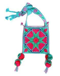 This is a default index page for a new domain. Mexican Embroidered Dress, Embroidered Bag, Traditional Mexican Dress, Traditional Dresses, Medicine Bag, Jute Bags, Tapestry Crochet, Mexican Art, Fashion Wear