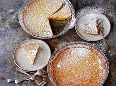 Momofuku Milk Bar Crack Pie : Recipes : Cooking Channel Recipe | Cooking Channel
