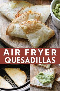 Air Fryer Oven Recipes, Air Fryer Dinner Recipes, Recipes Dinner, Air Fryer Recipes Mexican, Cooks Air Fryer, Air Fried Food, Air Fryer Healthy, Cooking Recipes, Healthy Recipes