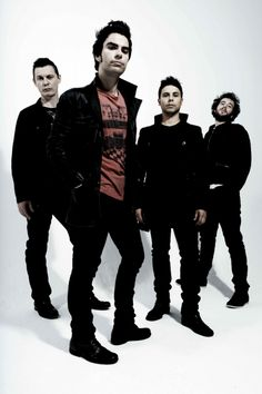 Stereophonics - A Welsh band from Cwmaman in Cynon Valley, Wales, UK.