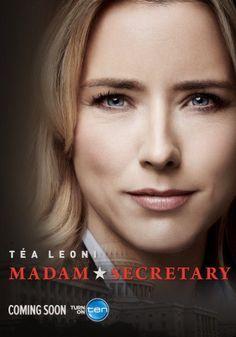 Madame Secretary - Tea Leoni