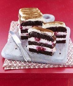 Tiramisu-Himbeer-Kuchen Rezept