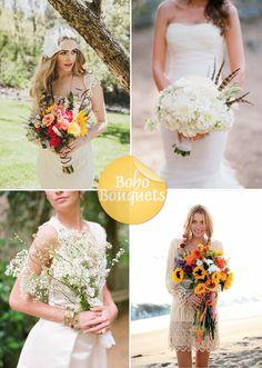 7 Ideas to Plan a Perfect Bohemian Chic Wedding -InvitesWeddings.com