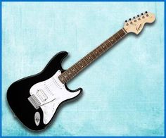 Best Electric Guitars 2017