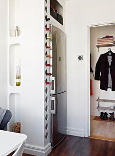 45 m² ordenados y confortables