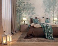 17 Ideas bedroom ideen deko for 2019 Bedroom Green, Cozy Bedroom, Bedroom Wall, Bedroom Decor, Bedroom Window Design, Master Bedroom Design, Shabby Chic Bedrooms, Bedroom Vintage, Small Master Bedroom