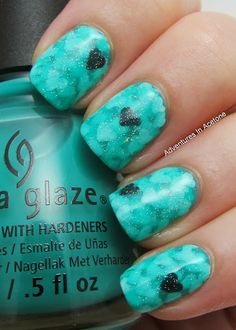 Pond manicure