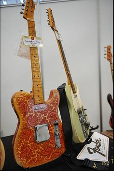 Telecaster Paisley