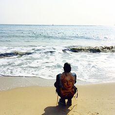 Busan  해운대 beach