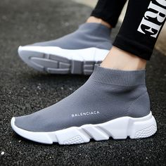 summer Brand sport athletic Running Shoe for Men woman unisex breathable Mesh female sock Sneakers Outdoors Jogging trainers Your Shoes, Women's Shoes, Shoes Sneakers, Pumas Shoes, Dance Shoes, Nike Running Shoes Women, Mens Running, Balenciaga Sneakers, Office Shoes