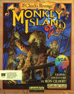 Guybrush Threepwood is back... and so is LeChuck with a little help of our wannabe pirat friend...