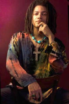 """Terence Trent D'Arby, now named Sananda Francesco Maitreya (born Terence Trent Howard), American singer-songwriter. He is best known for hits If You Let Me Stay, Wishing Well, Dance Little Sister & Sign Your Name. He received the surname D'Arby from his stepfather James Darby, who raised him. He changed his name to Sananda Maitreya in 1995, following some dreams, & later legalized it, stating, """"Terence Trent D'Arby is dead...I watched his suffering as he died a noble death."""" He currently…"""