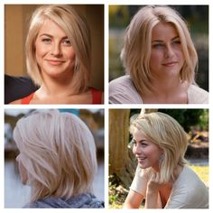 Julianne Hough in Safe Haven. May be too short?