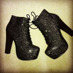 Friend has a pair just like these only silver sparkles!