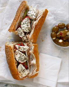 Sarcone's Hoagie Roll (Photo by Jason Varney for Visit Philadelphia)