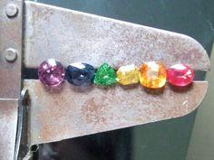So, anyone made a rainbow wedding ring yet?