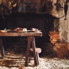 Medieval Kitchen, Rushen Castle