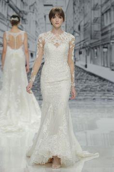 Vestidos de novia corte sirena 2017: Prepárate para ser la más sexy Image: 51
