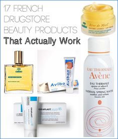 #12 We do love the Thermal Water! via @BuzzFeed 17 French Drugstore Beauty Products That Actually Work