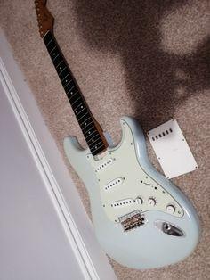 Stratocaster Guitar, Fender Strat, Guitars, Music Instruments, Musical Instruments, Guitar