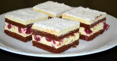 Sweets Recipes, Cake Recipes, Cooking Recipes, Romanian Food, Home Food, Dessert Bars, Cake Cookies, Ricotta, Biscuits