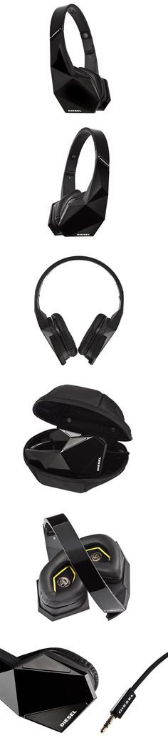 Diesel Head phone. So awesome, so expensive!