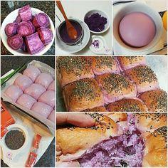 Korean Purple Sweet Potato Amp Yam Tea Latte Style