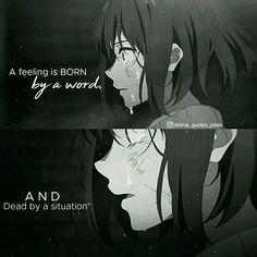 Beyond the boundary anime quotes mirai