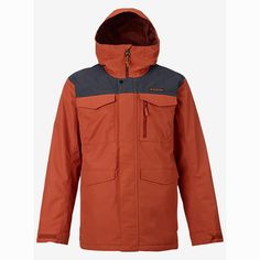 Burton Mens Snowboard Jacket Covert
