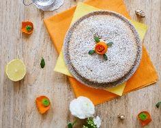 Gâteau au citron et amande sans gluten