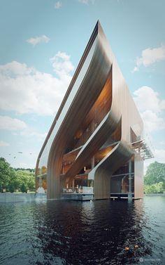 Modern architecture ⚜