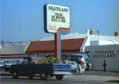 Northridge skateland - Northridge California ... Spent many weekends here back in the 80's