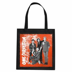 One Direction - On the Road Again Tour Tote Bag