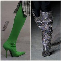 Fashion Week Inverno 2018: veja os sapatos mais cool da temporada