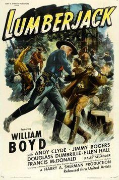 Western Movie Posters | William Boyd | Western Movie Posters